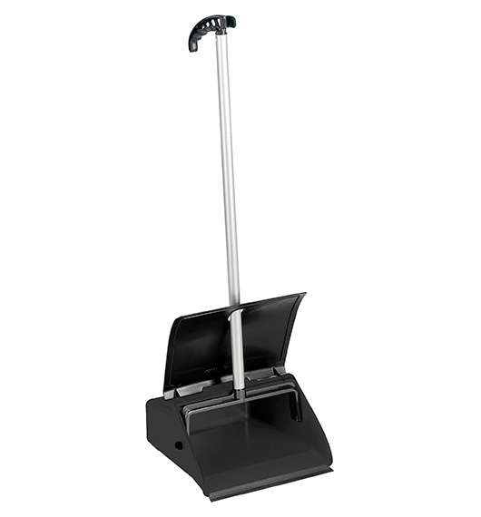 Dust Pan Black for Sale in Qatar