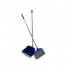 dust pan brush long handle