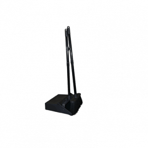 lobby dust pan brush
