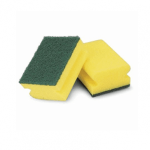 scrubber with sponge for sale in qatar